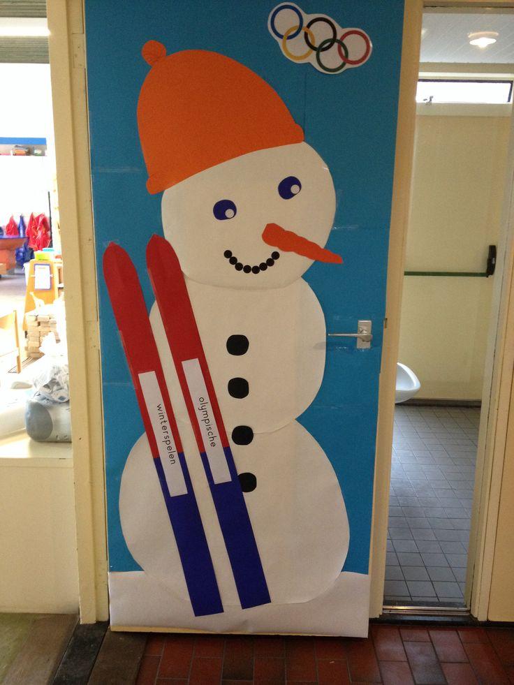 De olympische Winterspelen zijn in aantocht.