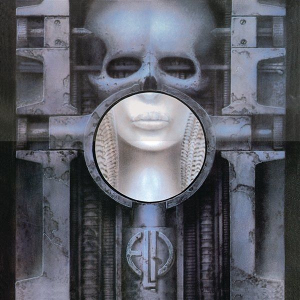 Emerson Lake and Palmer 1973 Brain Salad Surgery release date November 19, 1973