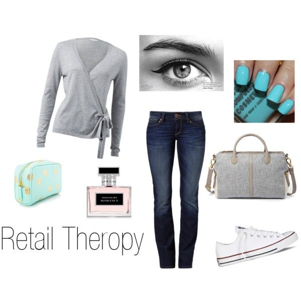 """""""Shopping Trip"""" by louiseenorris on Polyvore"""
