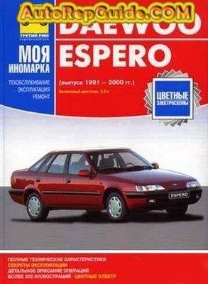 Daewoo Espero (1991-2000) repair manual