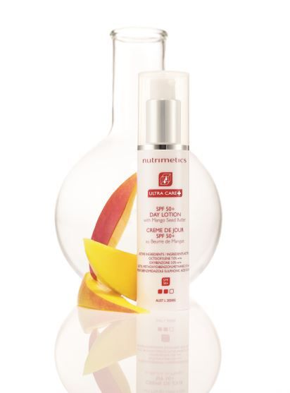 Who doesn't love mango's? Use this deliciously smelling and light-weight SPF 50+ Day Lotion including Mango Seed Butter to protect your skin this summer #nutrisummer