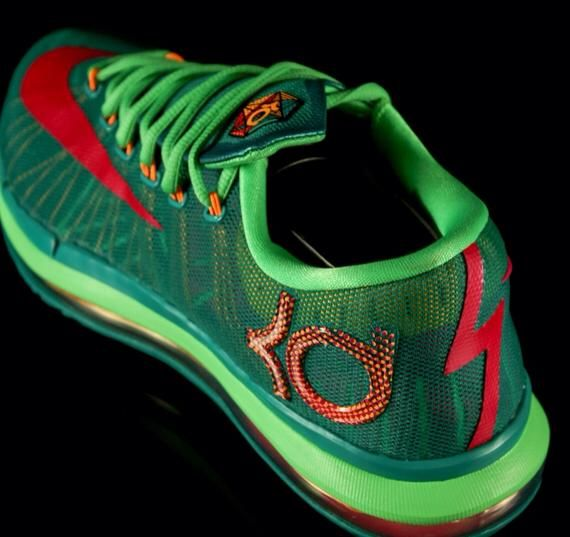"Nike KD 6 Elite ""Turbo Green"""