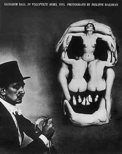 Dali's Skull