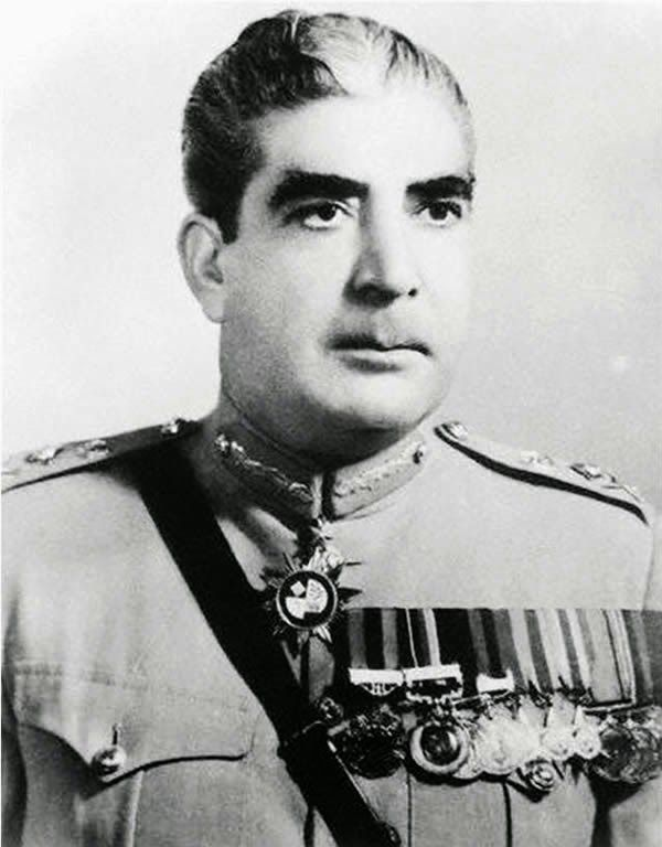 Yahya Khan was the president of Pakistan and chief of army staff from 1969 to 1971