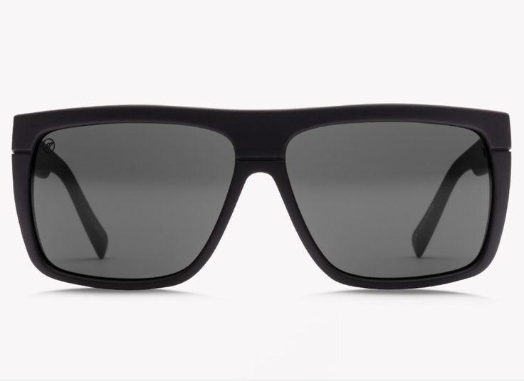 Electric Knoxville XL S Matte Black OHM polarized grey Herren Gr. Uni QX9TVkzSE