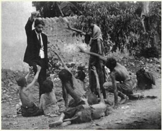 Turkish Genocide of Armenian Christians 2