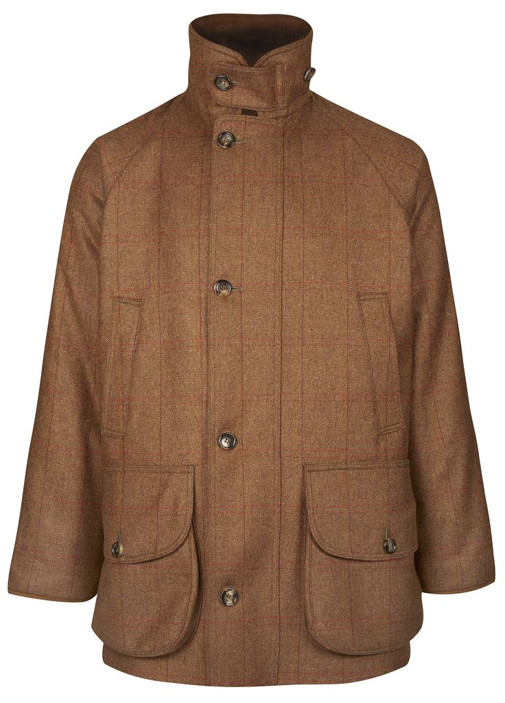 William & Son - Burntwood Field Coat  #Shooting #Glorious12th