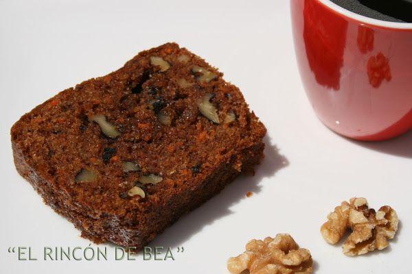 CARROT CAKE (Cake de zanahoria) - El Rincón de Bea