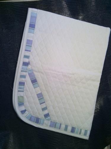 Stripe Baby Pad, $18.00