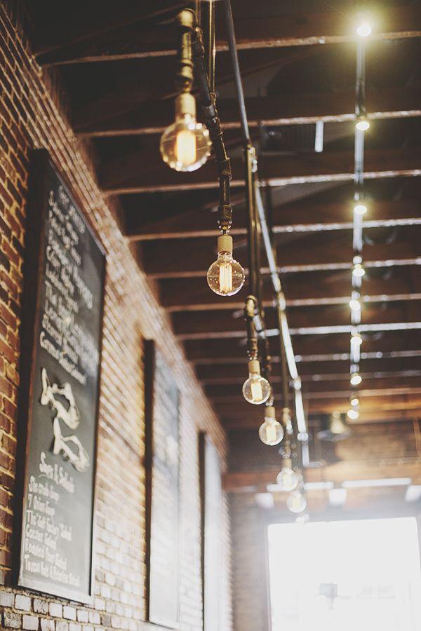 open ceiling lighting ideas - Best 20 Exposed basement ceiling ideas on Pinterest