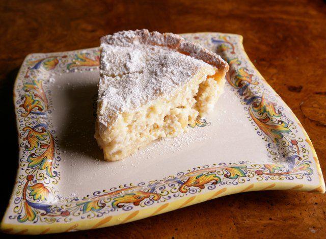 Pastiera di Grano (Traditional Easter dessert of Naples)