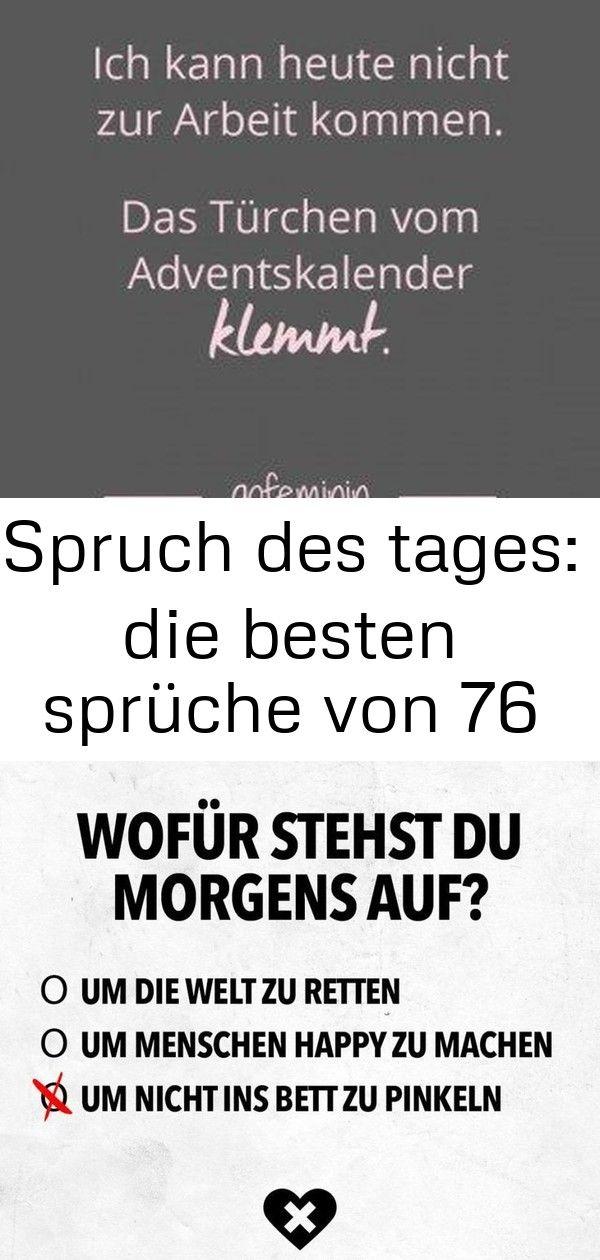 Spruch Des Tages Die Besten Spruche Von 76 Wordpress Pinterest Wordpress Site