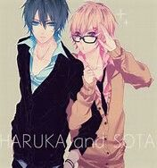 Haruka Takanashi & Sota Sasaki <3