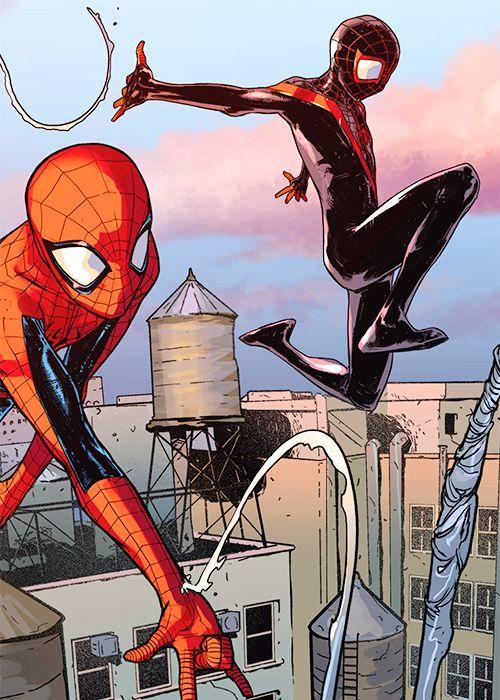 ultimate spider-man 200