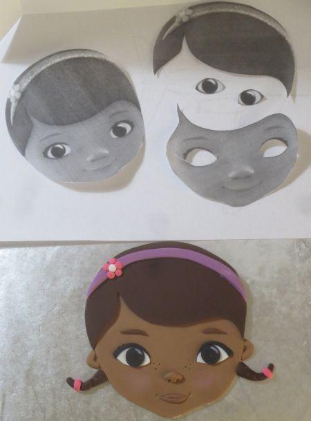 Göra en 2D figur med hjälp av en bild