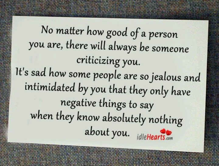 Jealous People Quotes. QuotesGram