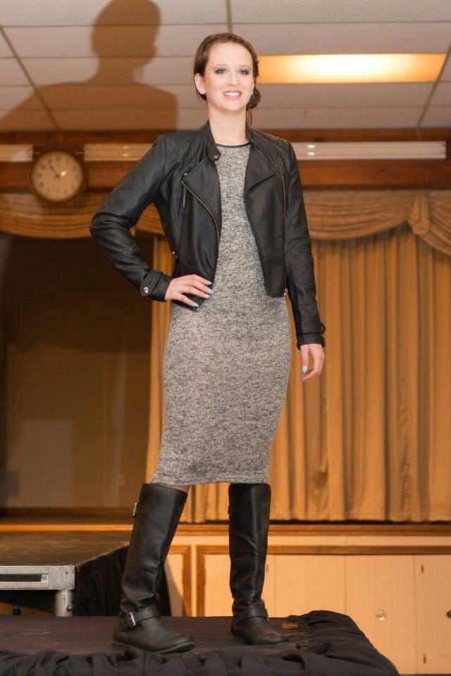 "SMTM Model ""Kirsten.W"" @ the Let Them Shine Fashion Show 2013"