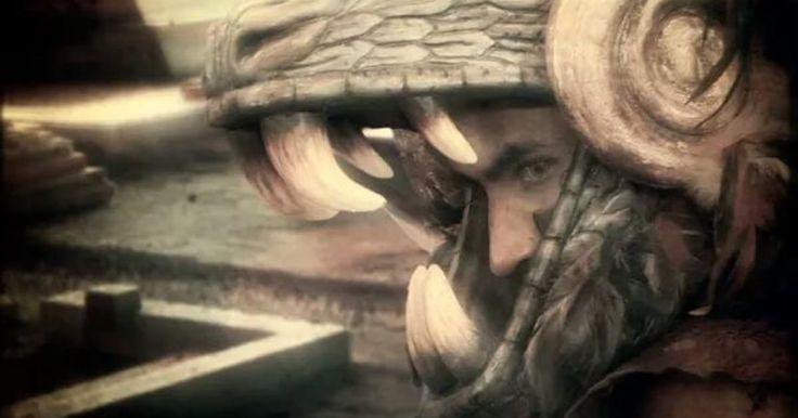 Escuchenme, hermanos: yo, Quetzalcoatl, pluma teñida con sangre de serpientes, he renacido. A mí mismo me hice en la batalla, allá, donde se ensanchasen las aguas y el tiempo queda detenido. Así llegué a ser mi propio padre, y llegué a conocer los ciclos del destino.  Sólo vine a prepararme un camino; ahora he de marchar. Mas, no teman, no me voy para siempre: eternamente escucharan mi voz. No lloren por el príncipe partido, porque les he dejado mis palabras y mis joyas.
