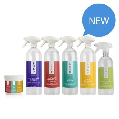Snap Essentials Kit. AUD$56.25 with $1.02 cashback. Available from https://au.shop.com/KARINAMCDONALD/Home+Store/Cleaning+Supplies-3?credituser=R5494059
