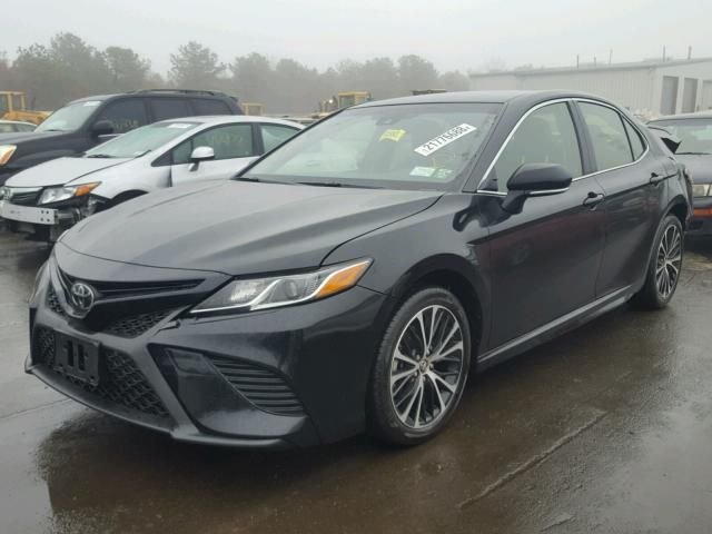 2018 Toyota Camry L 2 5l For Sale At Copart Auto Auction Place