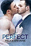 Perfect (Soulmates Book 4) by Felice Stevens (Author) #LGBT #Kindle US #NewRelease #Lesbian #Gay #Bisexual #Transgender #eBook #ad