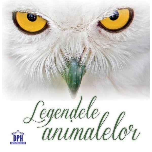Legendele animalelor - Editura DPH: Varsta: 3+; Fiecare animal are o legendă care explică într-un mod imaginativ de unde vine si cum de exista. Pornind de la aceste intamplari imaginare vom face mai multe conexiuni si vom privi cu mai mult farmec animale precum: ariciul, libelula, vulpea, sticletele si multe altele.