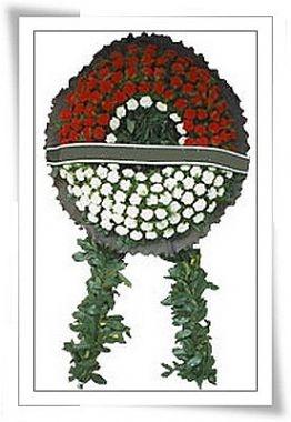 cenazeye çiçek