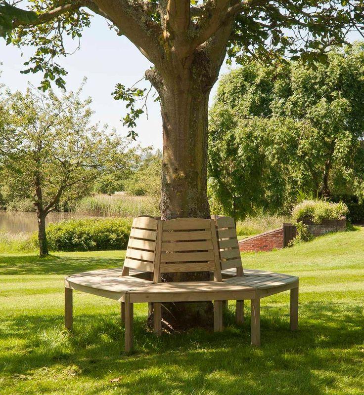 Alexander Rose Pine Tree Bench Link: http://www.hayesgardenworld.co.uk/product/alexander-rose-pine-tree-bench