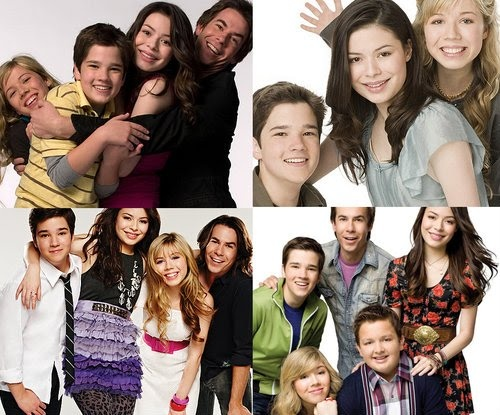 iCarly Icarly, Nickelodeon, Old tv shows