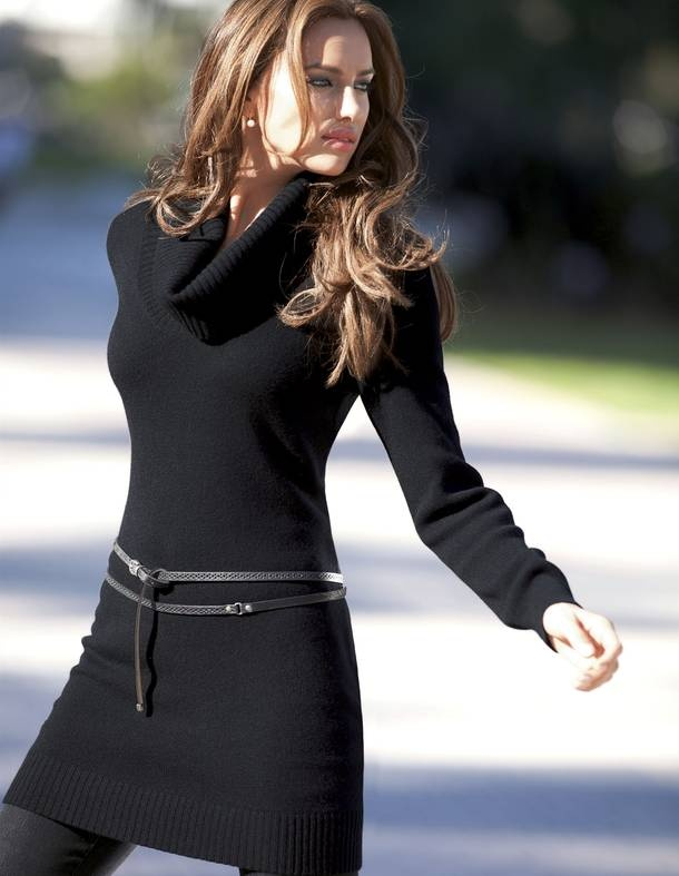 I love Sweater Dresses, To Be Warm and Stylish