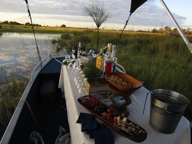 If you're marking a special occasion, trust Xigera's amazing F&B team to spoil you! #OkavangoDelta #luxurysafari