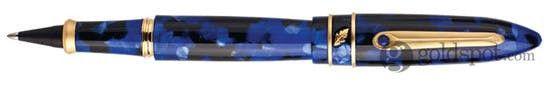 Stipula Model-T Blue Lapis Speedball Rollerball Pen