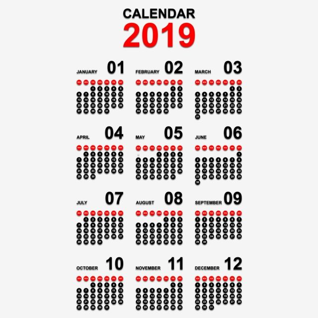 2019 Calendar Calendar Calendar 2019 Calendar 2019 2019 Calendar Calendar 2019 Calendar Png Transparent Clipart Image And Psd File For Free Download Free Printable Calendar Templates 2019 Calendar November Printable Calendar