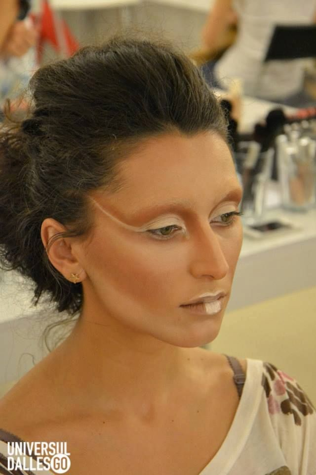 #makeup #contouring #eyebrows