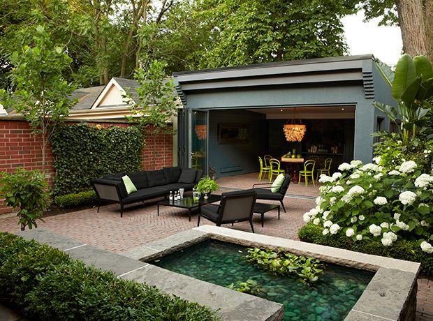 12 Secret Gardens Hiding In City Spaces | House & Home