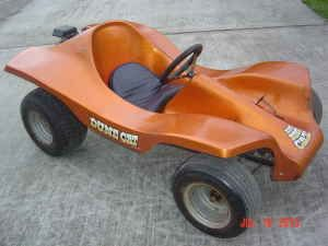 Dune Cat Go Kart I Bought It Second Hand When I Was A Kid