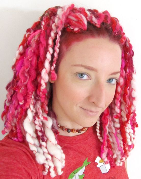 Pin By Emily Bufford On Yarn Hair Extensions Installs Pinterest