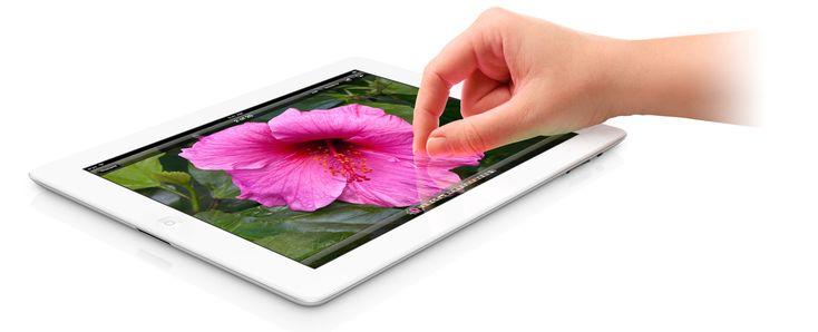 Resolutionary: The new iPad