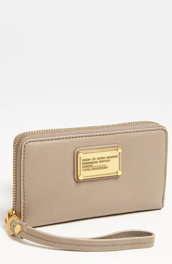 "MARC BY MARC JACOBS Classic Q - Wingman Phone Wallet available at Nordstrom - my new dress for ""5"""