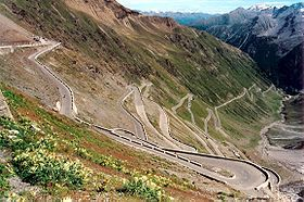 Image illustrative de l'article Col du Stelvio