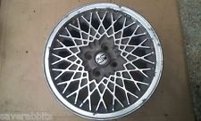 "VW GOLF MK1 MK2 / POLO LUPO CORSA RARE MSW 1934 MESH 15"" ONE ALLOY WHEEL / BBS"