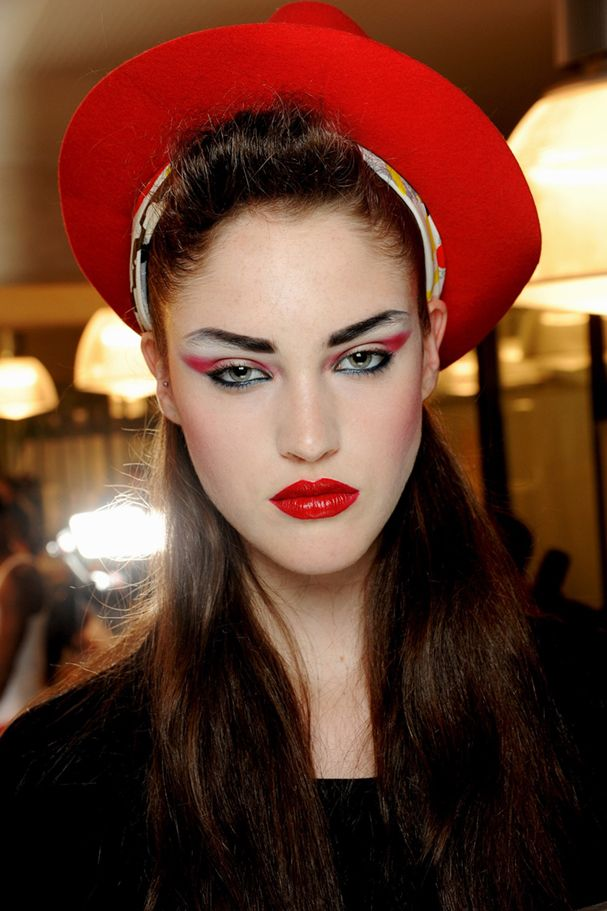Make-up - Boy George