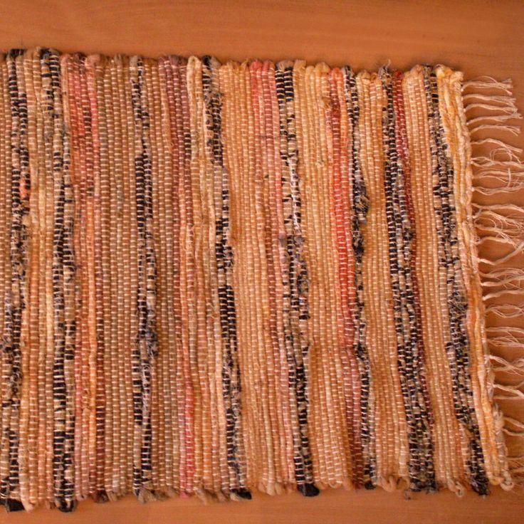 tkaný kobereček - hadrák - vícebarevný