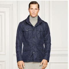 Preston Cadet Jacket - Purple Label Lightweight & Quilted  - RalphLauren.com