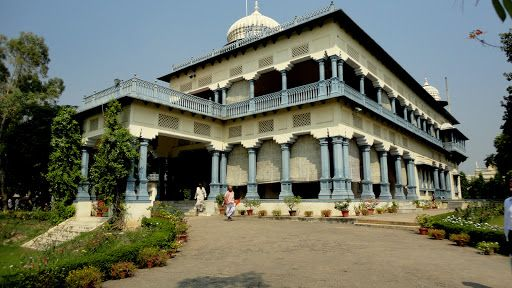 Motilal Nehru's house