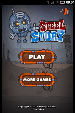 Steel Story para Firefox OS