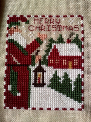 Along the Paths of Pins and Needles: Merry Christmas