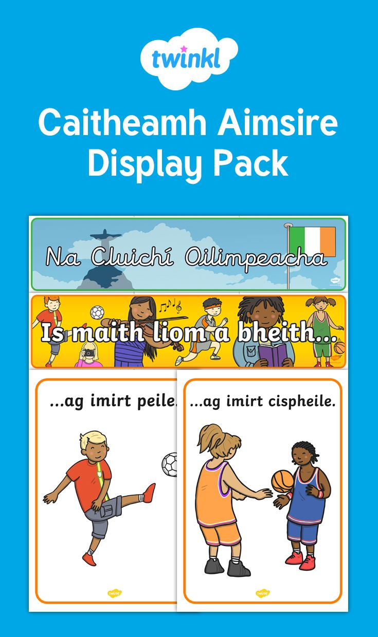 18 best Gaeilge images on Pinterest | Student centered resources ...