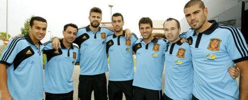 Los campeones del Barcelona