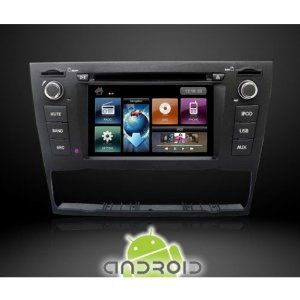 bmw e90 91 92 93 06 11 in dash touch screen android. Black Bedroom Furniture Sets. Home Design Ideas